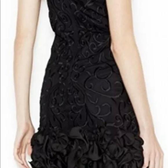 Jessica Simpson cocktail short black dress